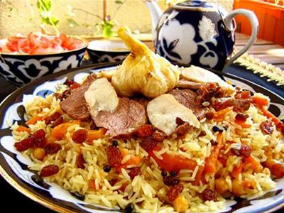 Amazing Uzbek Cuisine: Pilaf and Shurpa