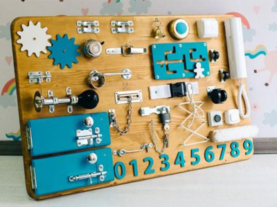 Busyboard for Your Kids… and Adults?